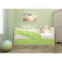 Кровать детская Дельфин 800*1600, фото 4