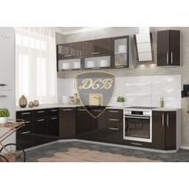 Кухня Олива Шкаф верхний угловой ПУС 550*550 / h-700 / h-900, фото 2