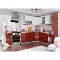 Кухня Олива Шкаф верхний угловой ПУ 550*550, фото 3