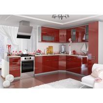 Кухня Олива Шкаф верхний торцевой угловой ПТ 400, фото 3