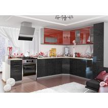 Кухня Олива Шкаф верхний торцевой угловой ПТ 400, фото 4