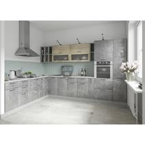 Кухня Лофт Шкаф верхний угловой ПУ 550*550  / h-700 / h-900, фото 9