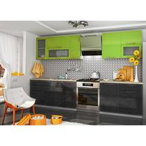 Кухня Олива Шкаф верхний угловой ПУС 550*550, фото 7