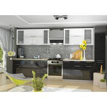 Кухня Олива Шкаф верхний угловой ПУС 550*550, фото 8