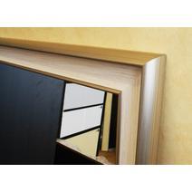 Зеркало Белое дерево Арт. 620675 в багетной раме, фото 3
