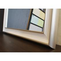 Зеркало Белое дерево Арт. 620675 в багетной раме, фото 4
