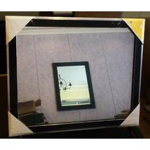 Зеркало Хайтек Арт. 632001 в багетной раме, фото 4