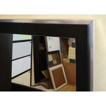 Зеркало Хайтек Арт. 632001 в багетной раме, фото 3