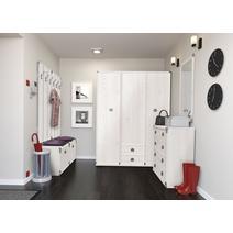 Индиана Шкаф 3-х дверный JSZF 3D2S, фото 4