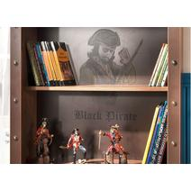 Pirate 20.13.1501.00 Книжный шкаф, фото 2