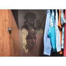 Pirate 20.13.1002.00 Трехдверный шкаф, фото 6