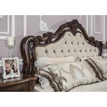 Илона Кровать 1800 с мягким изголовьем, фото 2