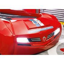 Champion Racer 20.02.1334.00 Кровать машина Biturbo Red, фото 3