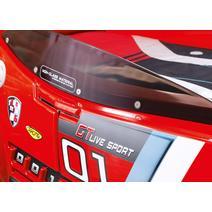 Champion Racer 20.02.1334.00 Кровать машина Biturbo Red, фото 4