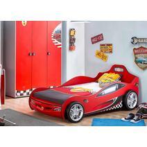 Champion Racer 20.03.1304.00 Кровать машина COUPE Red, фото 4