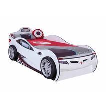 Champion Racer 20.03.1310.00 Кровать машина COUPE White с выдвижной кроватью, фото 2