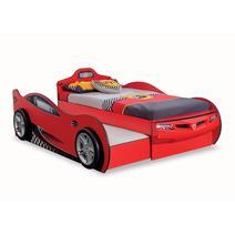 Champion Racer 20.03.1306.00 Кровать машина COUPE Red с выдвижной кроватью, фото 1