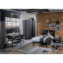 Dark Metal Спальня №1, фото 1
