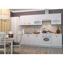 Кухня Монако ПУС 550*550 Шкаф верхний угловой стекло / h-700 / h-900, фото 5