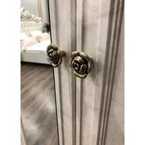 Афина шкаф 4-х дверный /1+2+1/ с зеркалами, фото 4