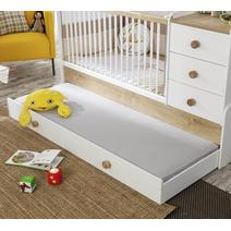 Natura Baby 20.31.1015.00 Кроватка трансформер 80*180, фото 5