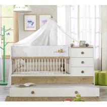 Natura Baby 20.31.1015.00 Кроватка трансформер 80*180, фото 9