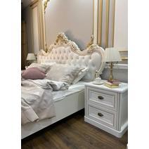 Натали Кровать с мягким изголовьем 1600, фото 7