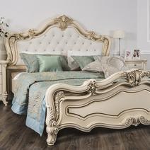 Мона Лиза кровать 1800 с мягким изголовьем, фото 2