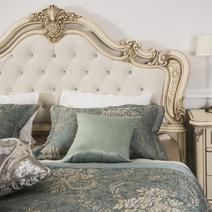 Мона Лиза кровать 1800 с мягким изголовьем, фото 4
