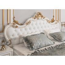 Натали Кровать с мягким изголовьем 1600, фото 3