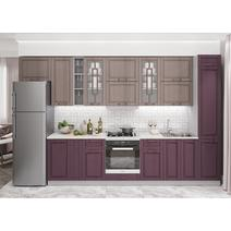 Кухня Гарда капучино / пурпур