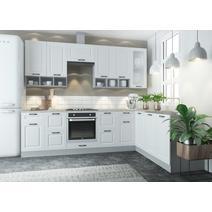 Кухня Капри липа белая
