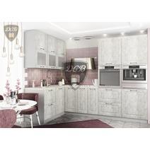 Кухня Капри камень светлый