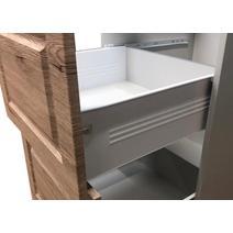 Кухня Квадро Шкаф нижний комод с метабоксами КМЯ 800, фото 5