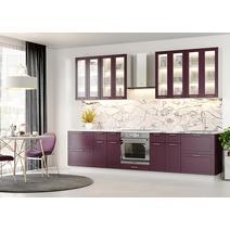Кухня Квадро виноград
