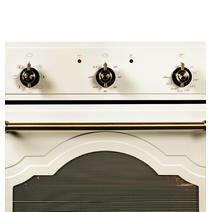 Электрический духовой шкаф LEX EDM 6075С IV LIGHT, фото 4