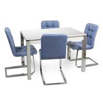 Стол обеденный Милан-1+4 стула Турин, фото 1