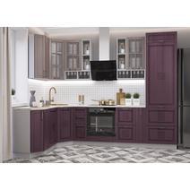Кухня Тито капучино/пурпур