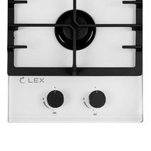 Газовая варочная поверхность LEX GVG 321 WH, фото 5