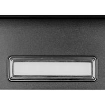 Наклонная кухонная вытяжка LEX MIKA G 500 Black, фото 5