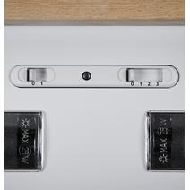 Купольная кухонная вытяжка LEX PARMA 600 White, фото 6