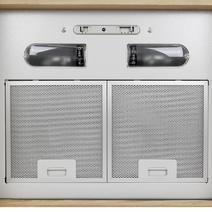 Купольная кухонная вытяжка LEX ANCONA 600 Ivory, фото 3