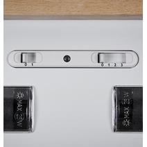 Купольная кухонная вытяжка LEX ANCONA 900 White, фото 5