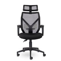 Кресло офисное Астон М-711 PL-black / LF 604-01, фото 1