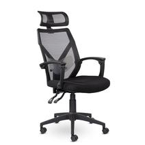 Кресло офисное Астон М-711 PL-black / LF 604-01, фото 2