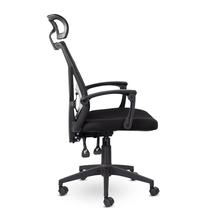 Кресло офисное Астон М-711 PL-black / LF 604-01, фото 3
