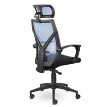 Кресло офисное Астон М-711 PL-black / LF 604-07, фото 4