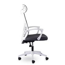 Кресло офисное Астон М-711 PL-white / серый, фото 3
