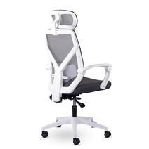 Кресло офисное Астон М-711 PL-white / серый, фото 4