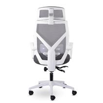 Кресло офисное Астон М-711 PL-white / серый, фото 5